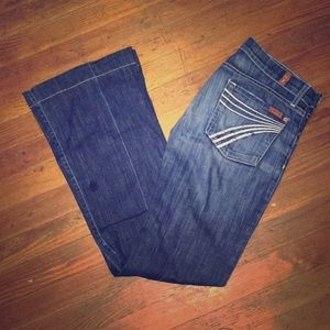 Seven for All Mankind Jeans 👖 Dark Blue